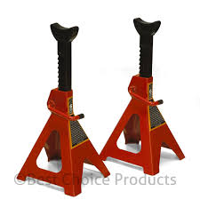 100 Truck Jack Stands Ton Pair Stand Cars Auto Shop Supplies Car Lift Quantity