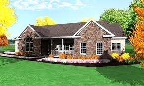 Fresh Single Level Ranch House Plans by 20 Fresh Single Story Ranch Style Homes Architecture Plans 55584