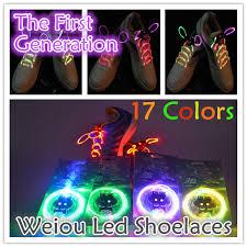 aliexpress buy boys light up led shoelaces flash