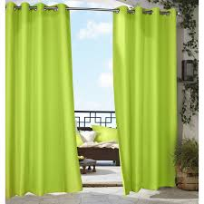 Thermalogic Curtains Home Depot by Gazebo Solid Indoor Outdoor Grommet Panel Walmart Com