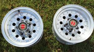 100 Ford Truck Rims Bullet Hole Wheels Pats 1989 F150