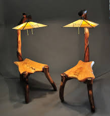 End Table With Lamp Attached Walmart by Fine Ideas Furniture U201cgrafted On U201d End Table With Lamp