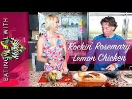 Rockin Rosemary Lemon Chicken With Andrew Lessman