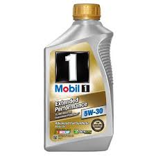 mobil 1 5w 30 extended performance full synthetic motor oil 1 qt