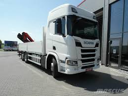 Scania R 500 NEUES MODELL MIT PALFINGER PK 18002 EH, Manufacture ...