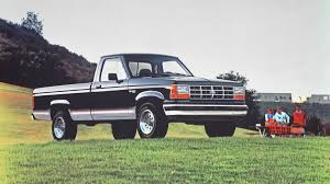 The Lovable Ford Ranger Emerged As A Hero Out Of Recession And War 1980s Ford Trucks Lovely 1985 F 150 44 Maintenance Restoration Of L Series Wikipedia Red Ford F150 1980 Ray Pinterest Trucks And Cars American History First Pickup Truck In America Cj Pony Parts Compact Pickup Truck Segment Has Been Displaced By Larger Hemmings Find Of The Day 1987 F250 Bigfoot Cr Daily Fseries Eighth Generation 1984 An Exhaustive List Body Style Ferences Motor Company Timeline Fordcom 4wheeler Sales Brochure