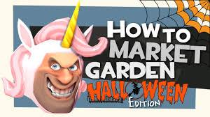 Halloween Spells Tf2 Glitch by Tf2 How To Market Garden Halloween Edition Youtube