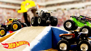 Hot Wheels® Monster Jam® Front Flip Takedown | Hot Wheels - YouTube Hot Wheels Monster Jam Mega Air Jumper Assorted Target Australia Maxd Multi Color Chv22dxb06 Dashnjess Diecast Toy 1 64 Batman Batmobile Truck Inferno 124 Diecast Vehicle Shop Cars Trucks Amazoncom Mutt Dalmatian Toys For Kids Travel Treds Styles May Vary Walmartcom Monster Energy Escalade Body Custom 164 Giant Grave Digger Mattel