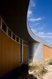 100 Max Pritchard Architect Almost WatertankLike Curved Corrugated Iron Feels Very