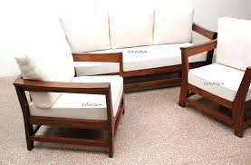 Wooden Sofas With Cushions Phoenixrpg Info
