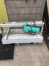 Imer Tile Saw Canada by Table Saw Buy Or Sell Tools In Calgary Kijiji Classifieds Page 6