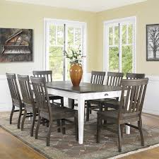 Lindstrom 9-piece Dining Set | Cranston In 2019 | Dining Set ... Awesome Large Ding Table The Best Of Room On Set Walden Extension Solid Wood Chairs Home Fniture Design Perfect Exquisite Bali Hand Carved 8 9 Pc Oval Dinette Ding Room Set Table Upholstered Modern Kincaid Artisans Shoppe Traditional Bamboo 5 Pcs Caramelized Linden Sets Nebraska Mart Legacy Classic Symphony 7piece Rectangular A Roundup Of 126 Tables For Every Style And Space Mhattan Comfort Stiwell 4725 In Red