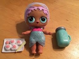 LOL SURPRISE Doll MERBABY New Series 1 Mermaid