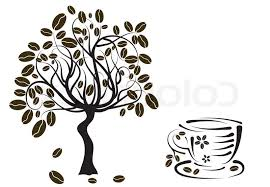 Coffee Bean Clipart Plant Vector Png Pencil And In