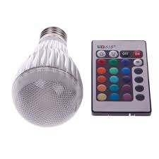 High Ceiling Light Bulb Changer Amazon by Econoled 10w Led Rgb Magic Lamp Light Bulb Color Changing