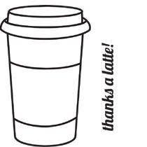 Clipartist Coffee Cup Hi Starbucks
