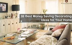 How To Decorate Home Without Spending Money