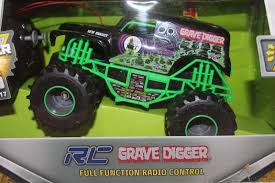 New Bright Monster Jam Toy RC Radio Control Monster Truck Grave ... New Bright Rc Monster Jam Truck Grave Digger Toysrus 124 Ff Twin Pack Colors And Styles Rc Trucks Youtube Radio Control 18 Scale W Buy El Toro 115 40mhz Amazoncom Sf Hauler Set Car Carrier With Two Mini Walmartcom 110 24 Ghz Grave Digger Kids Toy