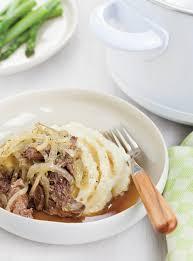 recette cuisine collective recette de ricardo de broufado à la mijoteuse boeuf braisé aux