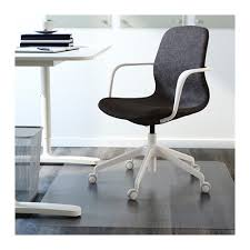 Skruvsta Swivel Chair Idhult White by Långfjäll Swivel Chair Gunnared Dark Grey White Swivel Chair