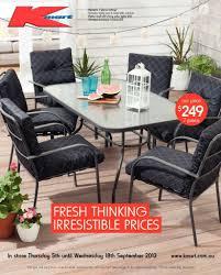 Outdoor Kmart Outdoor Furniture For Inspiring Patio Accessories