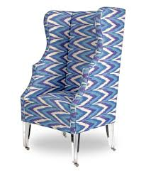Nicole Dining Chair — Jamie Dietrich Lily Navy Floral Ikat Accent Chair Navy And Crimson Ikat Ding Chair Cover Velvet Ding Chairs Tufted Blue Meridian Fniture C Angela Deluxe Indigo Pier 1 Imports Homepop Parson Multicolor Set Of 2 A Quick Living Room And Refresh Stripes Whimsy Loralie Upholstered Armchair With Walnut Finish Polyester Stunning And Brown Ideas Ridge Table Eclectic Decatorist Espresso Wood Ode To The Skirted Katie Considers