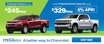100 Trucks For Sale Buffalo Ny Heinrich Chevrolet Chevy Dealers Lockport WNY Cars