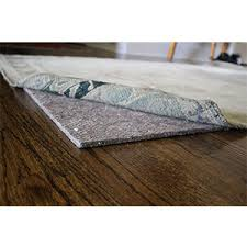 Best Rug Pads For Hardwood Floors by Top 10 Best Thick Area Rug Pads In 2018 Reviews