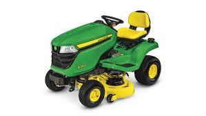 X300 Select Series Lawn Tractor | X350, 42-in. Deck | John Deere US