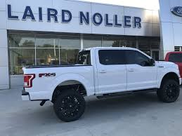 2017 Lifted Ford F-150 Trucks | Laird Noller Auto Group