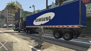 Real Brand Electronics Giant's Truck Trailers - GTA5-Mods.com Dairy Electronics Truck And Trailer Wrap Visual Horizons Custom Signs Trucks On The Jobsite Jb Body Inc A Giant Tv Back Of Semi Could Make Passing Safer Local Personal Flying Machine On Its Way To The Consumer Electrical Petroleum Tank Firms Open Autonomous Door At Ces Transport Topics Thieves Steal Cash Electronics From Shimmy Shack Vegan Food Ecx Updates Ruckus Monster With New Rc Selecting A Certified Recycler Magnifying Glass And Stock Vector Art 609808928 Amp 110 Assembly Kit With Ecx034i Forklift Speed Alarmspeed Limiter Electronic Mechanical
