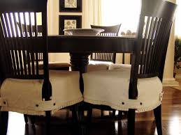 Easy And Elegant Diy Dining Chair Covers — The Wooden Houses