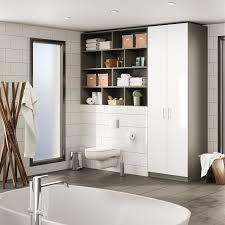 aufsatzregal fürs badezimmer badezimmer nischen