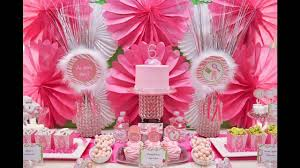 John Deere Room Decorating Ideas by Cute Princess Themed Birthday Party Decorating Ideas Youtube