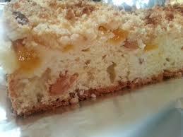 gateau a pate levee placek gâteau à pâte levée je mets mon tablier