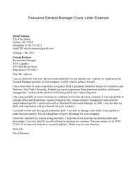 Best Sample A General Cover Letter 78 With Additional Sample