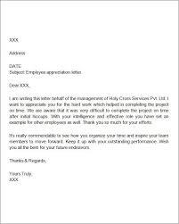 Letter Appreciation Template shots Graceful Thank You Letters