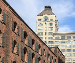 100 Clocktower Apartment Brooklyn The Concrete Clock Tower Of Robert Gair An Iconic Dumbo