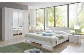 chambre chene blanchi chambre à coucher 4 pièces