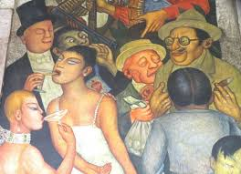 Famous Mexican Mural Artists by Artblog Forging Mexican Modernism U2013 Paint The Revolution At The Pma
