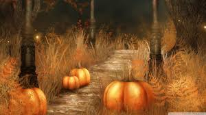 Halloween Live Wallpapers For Pc by Cute Fall Pumpkins Wallpaper Pumpkins Halloween Wallpaper Free