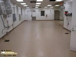 Commercial Decorative Resinous Flooring USDA Compliant Surfaces