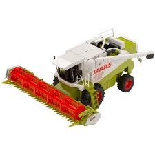 Bruder Toys 02120 Claas Lexion 480 Combine Harvester — Farm Toys Online