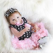 Amazoncom Denise Farmer Cherish Collectible Lifelike Vinyl Baby