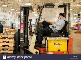 100 Usa Trucking Jobs New York City USA Forklift Driver Waiting For Work In