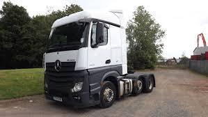 44000kgs MERCEDES BENZ ACTROS 2545 6x2 | Alltruck Group - Truck Sales