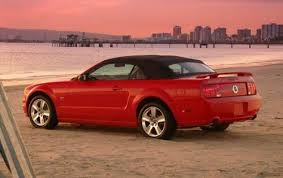 Used 2008 Ford Mustang Convertible Pricing For Sale