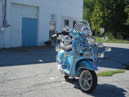 Tricked Out Mod Scooter
