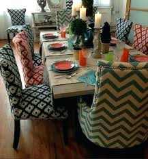 Dining Room Chairs Fabric Chair Ideas Cloth For