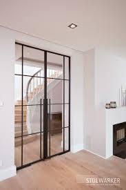stahl loft tür by stolwarker glastür wohnzimmer